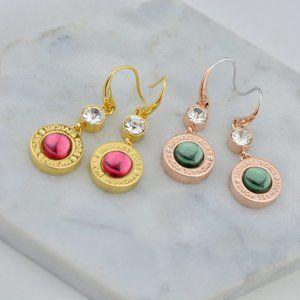 Michael Kors Atmospheric Zircon Earrings